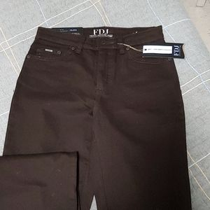 FDJ mid rise jeans